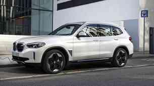 BMW iX3 - električni terenec, ki narekuje trende