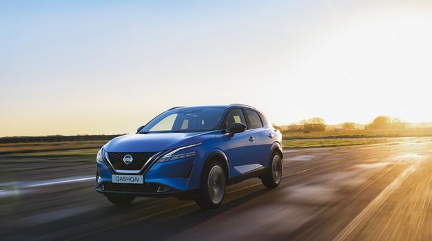 Premiera: bo Nissan Qashqai uspel navdušiti tudi v četrto? Tehnologija govori v njegov prid (foto: Nissan)