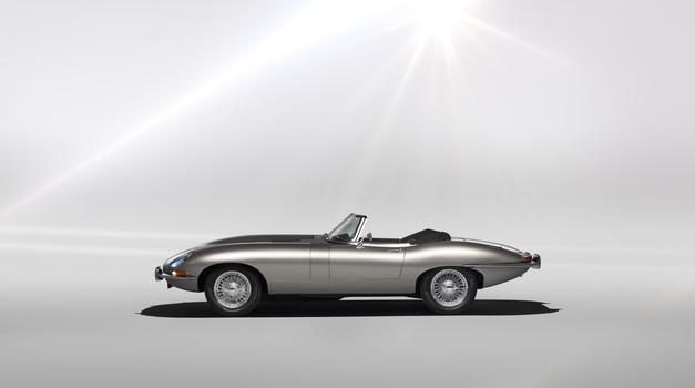 Odslužene električne baterije rešitev za avtomobilske klasike? (foto: Jaguar)