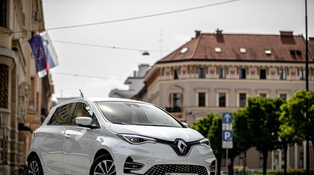 Renault ZOE - Priljubljen in edinstven (foto: Uroš Modlic)