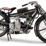 Prvi Moto Guzzijev motocikel se je imenoval Normale. (foto: Moto Guzzi)