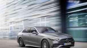 """Premiera: Mercedes-Benz razreda C """"kopira"""" največjega brata"""