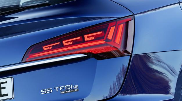 Audijevi hibridi pripravljeni na prihodnje zahteve EU (foto: Audi)