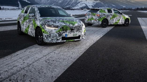 Napoved: Škoda Fabia - Zrasla bo v vse smeri, večji bodo tudi motorji (foto: Škoda)