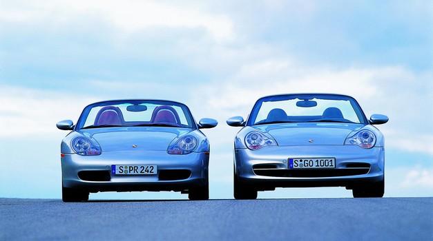Podobnost z zmogljivejšim in tudi dražjim 911 je nadvse očitna. (foto: Porsche)
