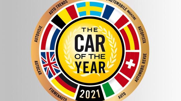 Evropski avto leta 2021: zmagovalca odločil pogonski sklop (foto: Car of the Year)