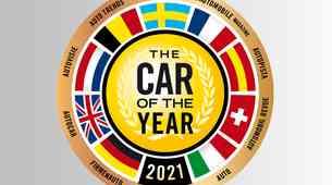 Evropski avto leta 2021: zmagovalca odločil pogonski sklop