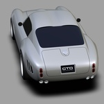 Pod pokrovom moderne reinkarnacije Ferrarija 250 GTO bo grmel 12-valjnik (foto: GTO Engineering)