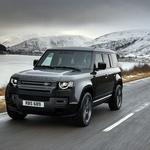 Land Rover združuje moč in prestiž (foto: Jaguar-Land Rover)