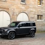 Land Rover združuje moč in prestiž (foto: Nick Dimbleby)