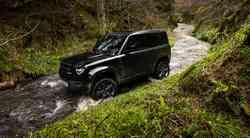 Land Rover Defender končno dobiva še zadnji manjkajoči element