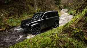 Land Rover združuje moč in prestiž