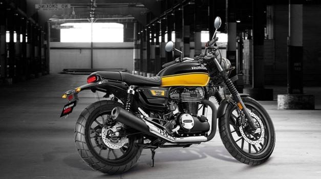 Honda CB 350 RS - pripravljena za Evropo? (foto: honda)