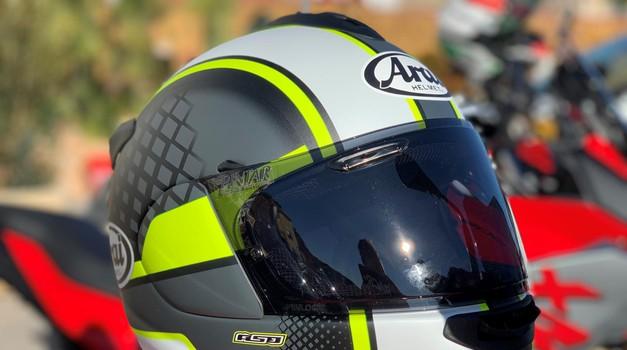 Nakup motociklistične čelade: Je glava (že) na varnem? (foto: Primož Jurman)