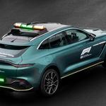 To je Aston Martin, ki bo v prihodnje vodil dirkalnike Formule 1 (foto: Aston Martin)