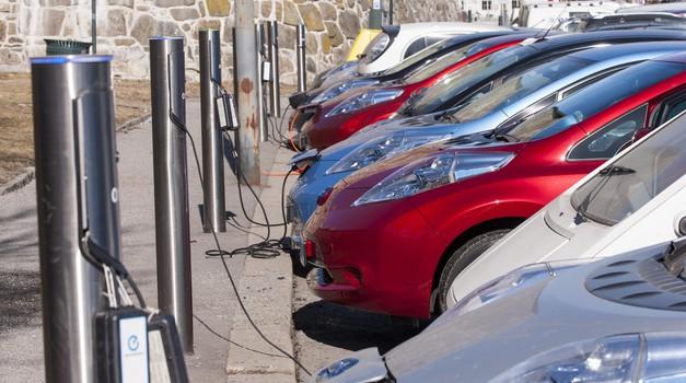 30 milijonov električnih avtomobilov in 10 milijonov polnilnic do leta 2030 je za zdaj bolj utopija kot realnost Evropske unije. (foto: David L F Smith)