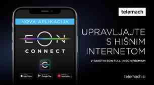 Tukaj je EON Connect – Telemachova inovacija na področju internetne varnosti!
