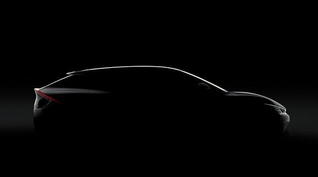 Napoved: Kiin naslednji električni avtomobil počasi kuka v svet (foto: Kia)