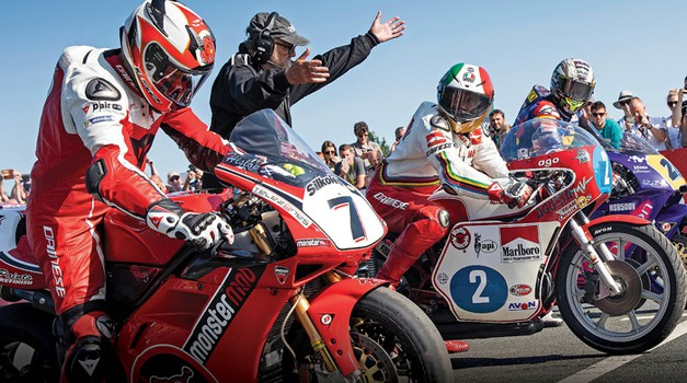 Otok Man tudi letos brez hrumenja motorjev (foto: Isle of Man TT races)