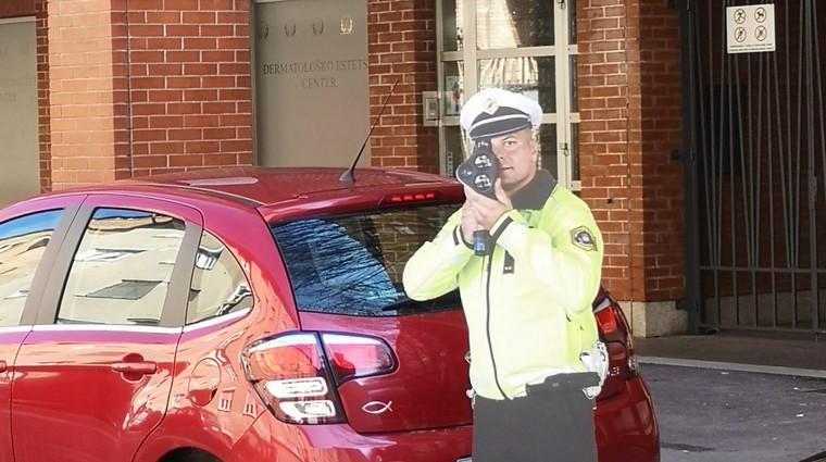 To so novi policisti, ki vas ne bodo kaznovali (foto: AVP)