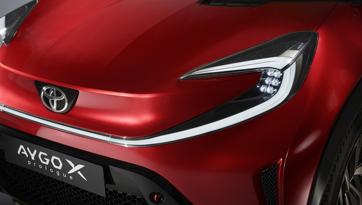 Toyota Aygo X Prologue - Malčki, pazite se, prihaja revolucionar