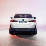BMW i4 - ne zgolj napoved štirivratnega električnega kupeja (foto: BMW)