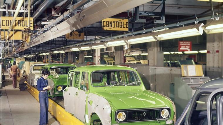 Zgodovina: Renault 4 - Tudi po šestih desetletjih zanimiv in poseben (foto: Renault)
