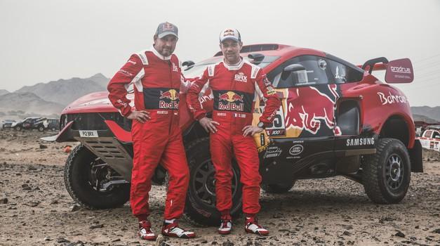 Počilo je med slavno dvojico! (foto: Red Bull)