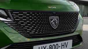 Novi Peugeot 308 bo tudi povsem električen