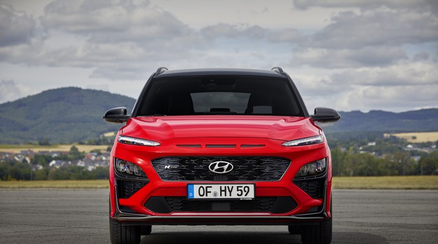 Novo v Sloveniji: Hyundai Kona - preden pride najbolj živahna... (foto: Hyundai)