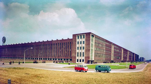 Tovarna, ki je zrasla v enem letu in rodila legendo (foto: Volkswagen)