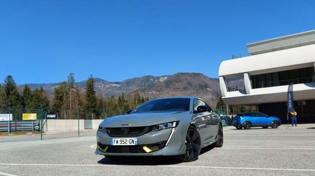 Novo v Sloveniji: To je najmočnejši Peugeot vseh časov!