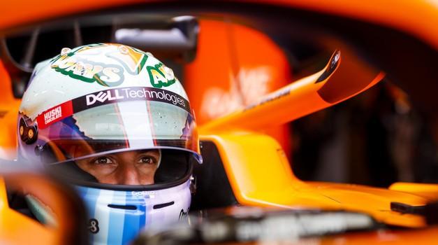 Formula 1 (pred začetkom sezone): sezona pred 'generalko (foto: Sam Bloxham)