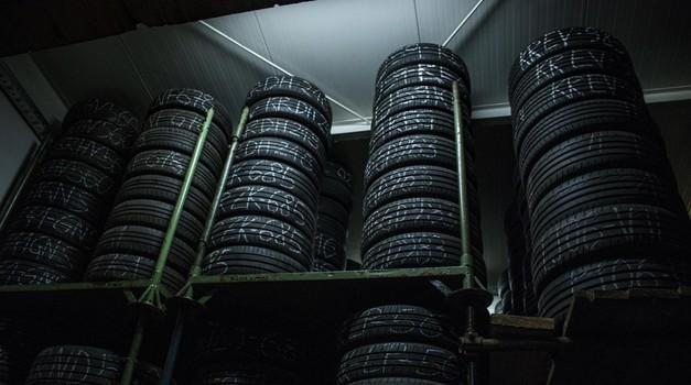 Aktualno: Letne avtomobilske pnevmatike - Čas je za letne! (foto: Jure Šujica)