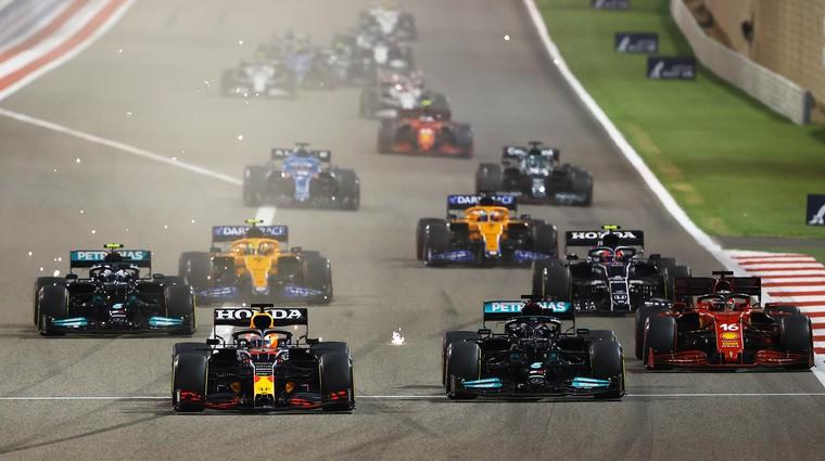 Formula 1, VN Bahrajna: Verstappen zamudil lepo priložnost (foto: Moštva)