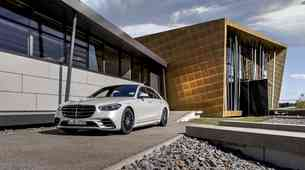 Novo v Sloveniji: Mercedes-Benz razred S - vse kar pričakujete (in še kaj več)