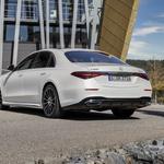 Novo v Sloveniji: Mercedes-Benz razred S - vse kar pričakujete (in še kaj več) (foto: Mercedes-Benz)