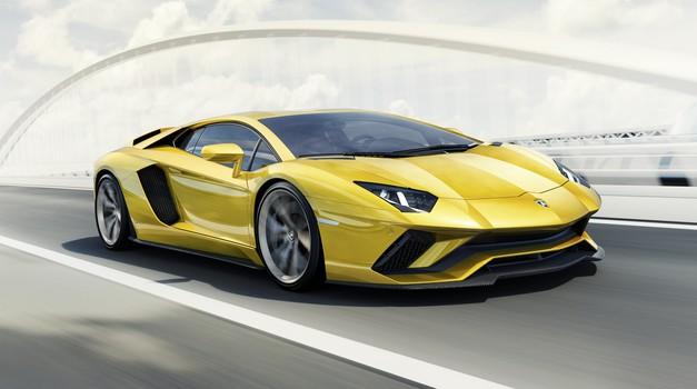 Lamborghini drži obljubo, povezano z Aventadorjevim naslednikom (foto: Lamborghini)