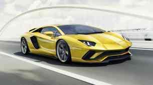 Lamborghini drži obljubo, povezano z Aventadorjevim naslednikom
