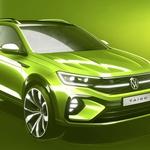 Ne Nivus; takšno bo ime prvega brazilskega Volkswagna v Evropi (foto: Volkswagen)