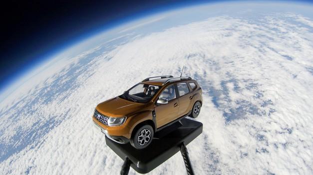 Video: pospremite polet Dacie Dustar v vesolje! (foto: Dacia)