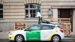 Od 8. aprila dalje na slovenskih cestah ponovno Googlov avtomobil