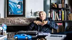 Bugatti EB 110 - 30 let nesojenega rešitelja in zgodba njegovega očeta