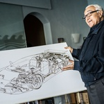 Bugatti EB 110 - 30 let nesojenega rešitelja in zgodba njegovega očeta (foto: Bugatti)