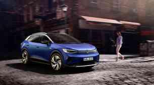 Novo v Sloveniji: Volkswagen ID.4 - Volkswagnova električna ofenziva se nadaljuje