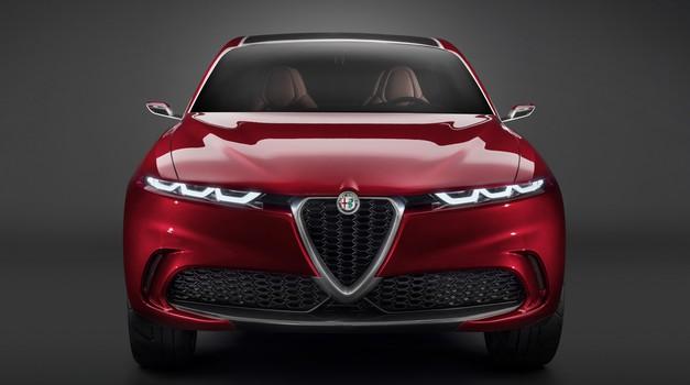 Alfa Romeo Tonale znova zamuja, prihaja šele leta 2022 (foto: Stellantis)