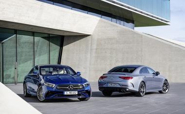Premiera: Mercedes-Benz CLS - še enkrat, potem pa konec!