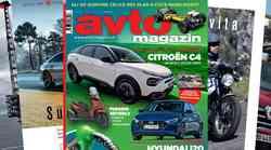 Izšel je novi Avto magazin: zakaj se dražijo goriva; so gorivne celice prava rešitev? Testi: Citroën C4, Hyundai i20