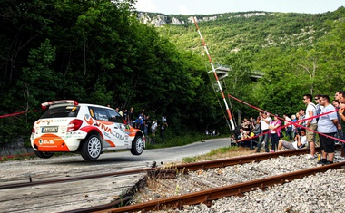 WRC – Rally Croatia: Na štartu tudi pet slovenskih posadk