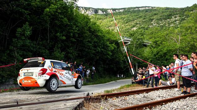 WRC – Rally Croatia: Na štartu tudi pet slovenskih posadk (foto: Uros Modlic)